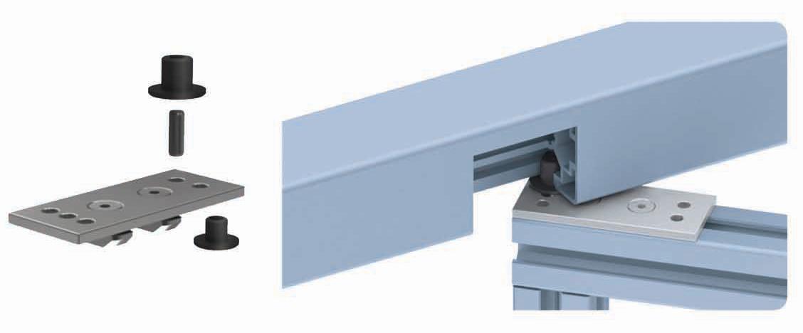 Folding Door Element