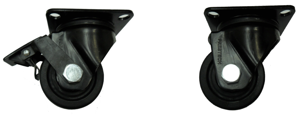 Heavy Duty Caster Wheel (Load = 600kg/pc)