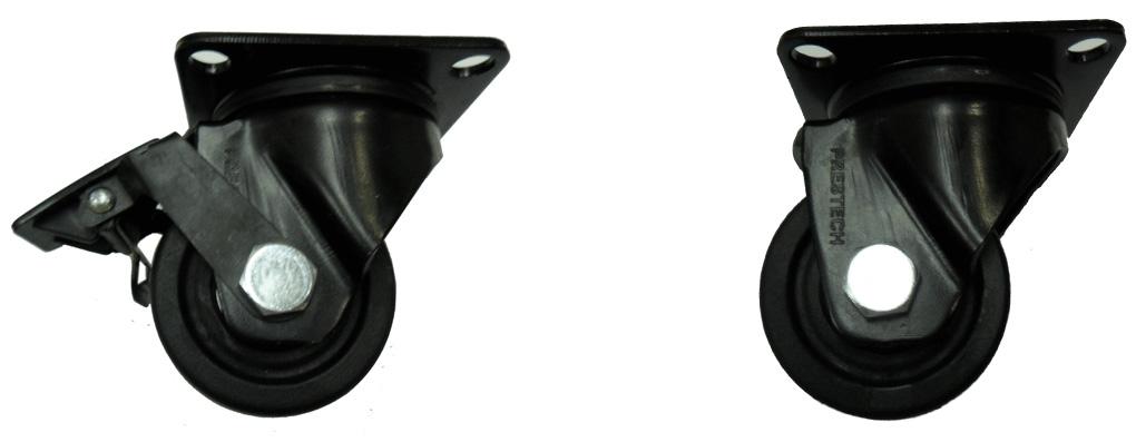 Heavy Duty Caster Wheel (Load = 600kg/pc)