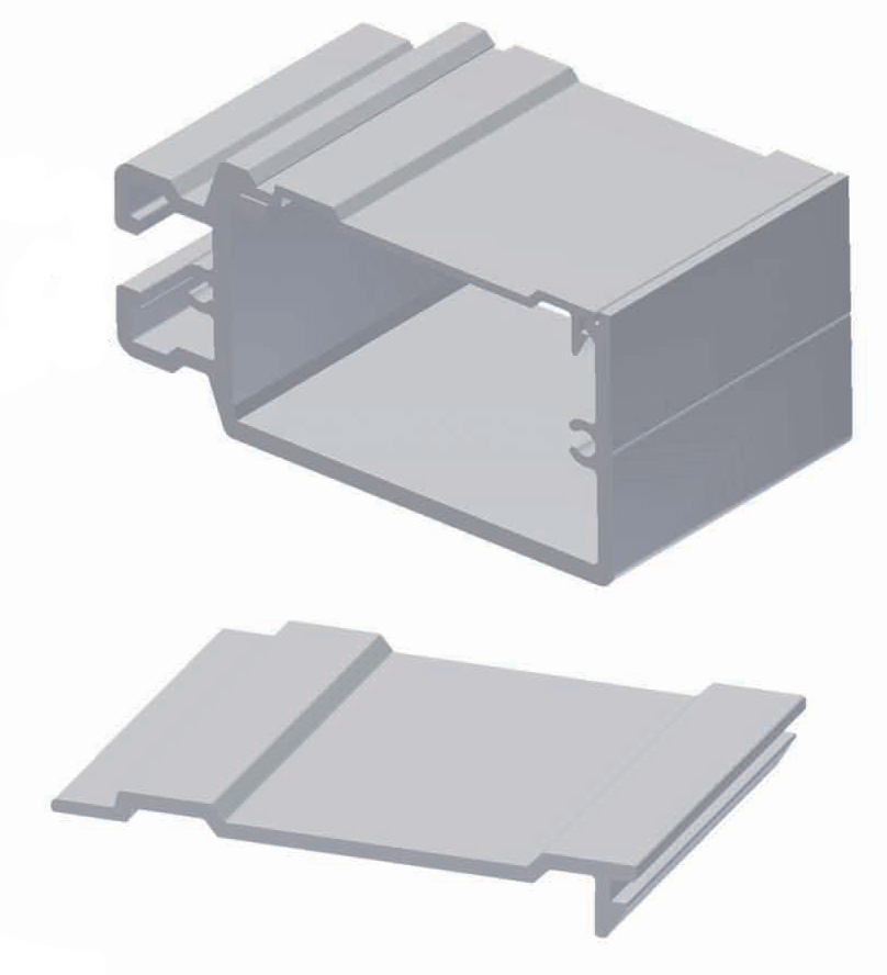 Aluminium Cover Strip PTA-AS4388-8