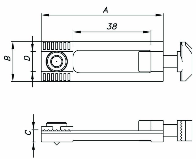 Milling Connector