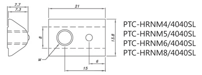 Half Round Nut Material:Zinc Plated Steel